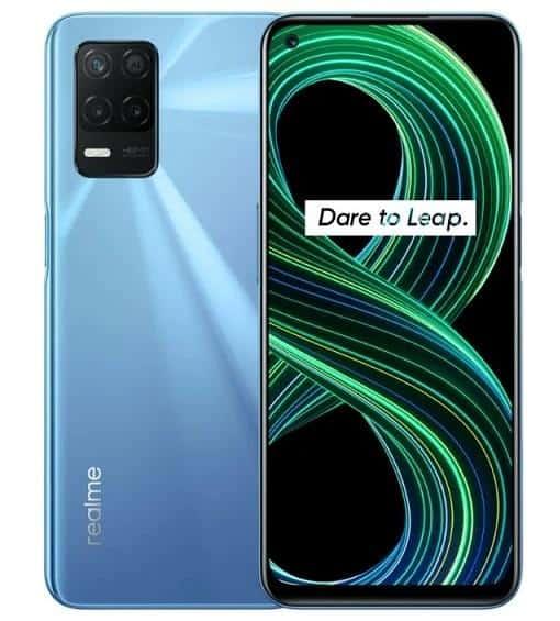 Realme 8 5g blue